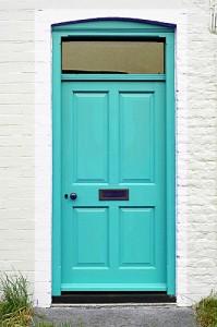 turquoise-door-199x300